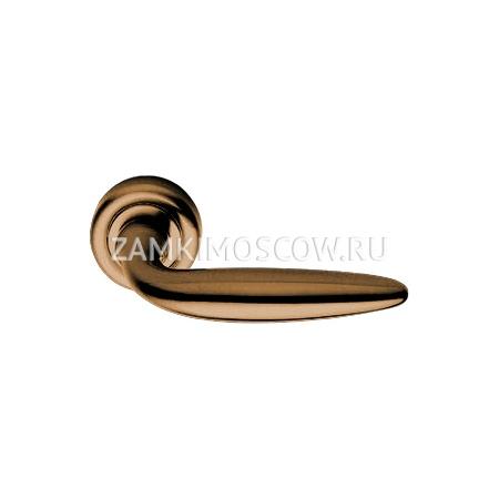 Дверные ручки LineaCali Kuba матовая бронза
