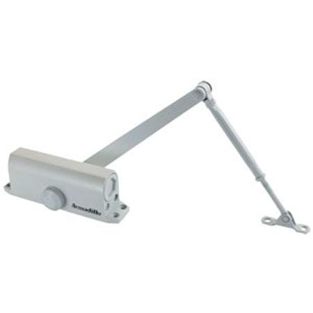 Доводчик дверной Armadillo морозостойкий LY2 65 кг (белый)