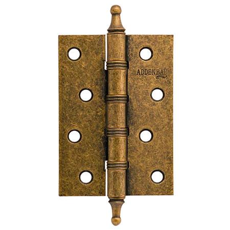 Петля дверная универсальная ADDEN BAU 100X70X2.5 4W AGED BRONZE