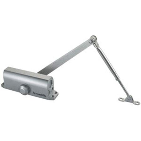 Доводчик дверной Armadillo морозостойкий LY5 120 кг (алюминий)