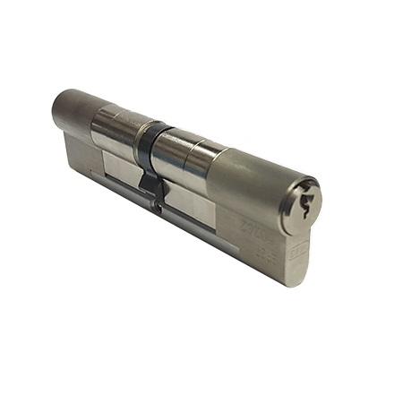 Evva EPS 117mm 46*71 ключ-ключ (латунь,никель)
