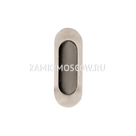 Ручка на раздвижную дверь ARCHIE K02-V0H (белый никель)