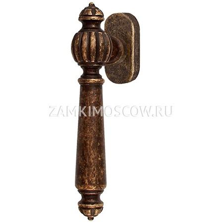 Ручка оконная MELODIA MIRELLA 0235 АНТИЧНАЯ БРОНЗА