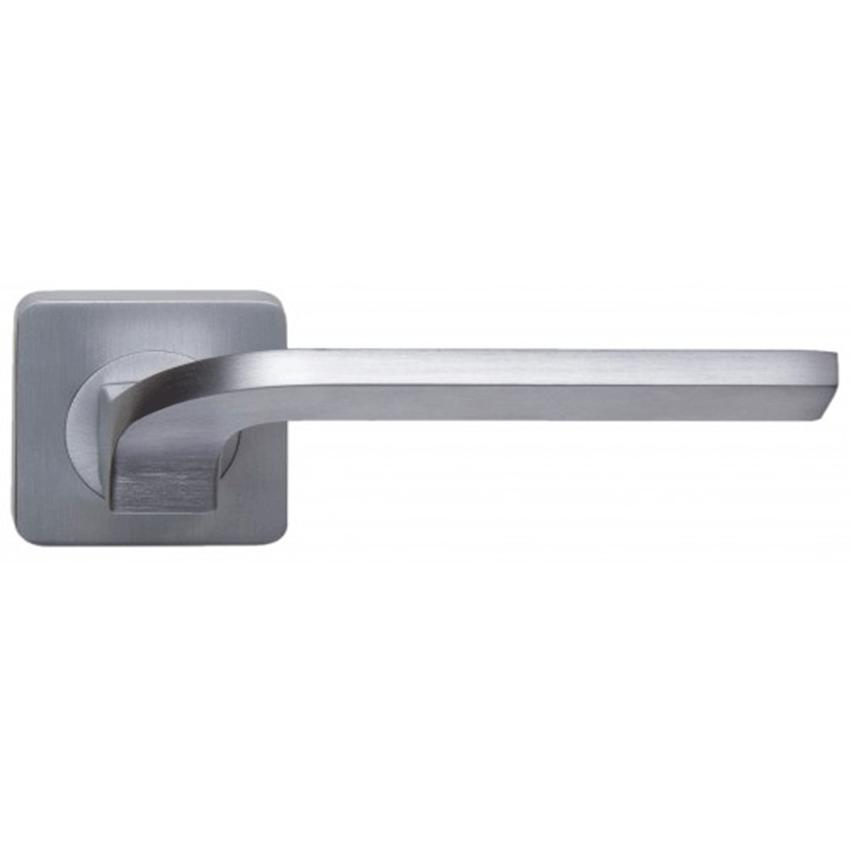 Дверные ручки ROSSI ENJOY LD 222-F21 матовый хром