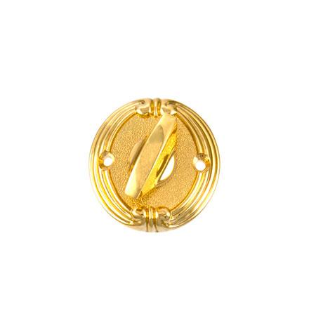Фиксатор с ручкой ADC BK2 Ferarra gold