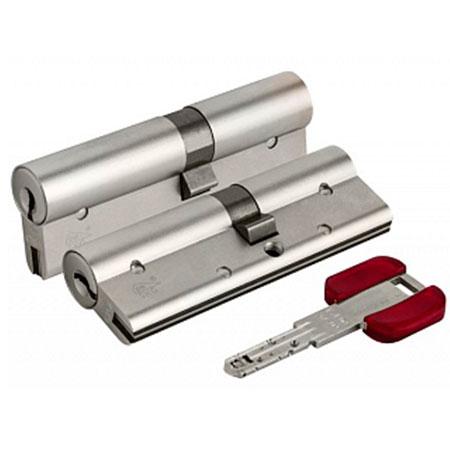Цилиндр (личинка для замка) CISA RS3 S OL3S1.22.0.12.С5 (100мм/35*65 ключ ключ)