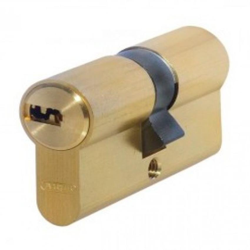 Механизм цилиндровый Abus D6 30*30 SB ключ-ключ