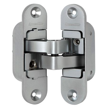 Петли дверные скрытой установки Armadillo Architect 3D-ACH 60 SC (матовый хром,левая)