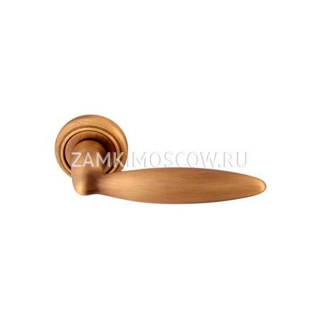 Дверные ручки Forme Salo матовая бронза