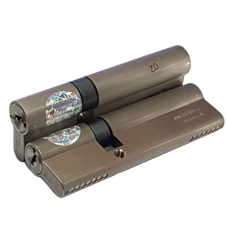 MSM Испания 90 мм C35*55 SN ключ-ключ