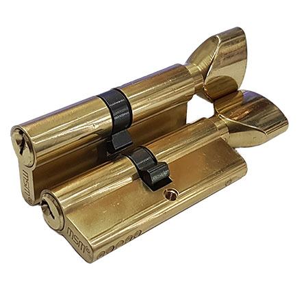 MSM Испания 80 мм NW 40*40 PB ключ-вертушка