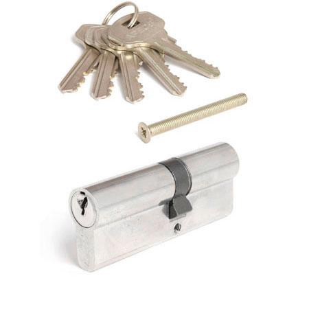 Цилиндр (личинка для замка) Apecs (Апекс)SC-80(35*45)-Z-NI
