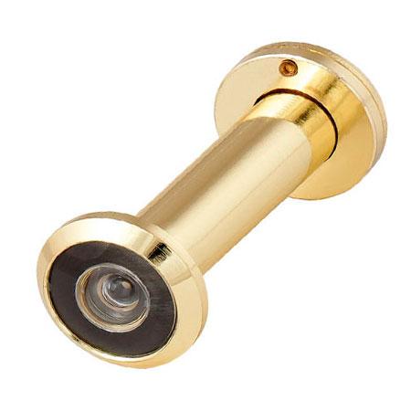 Глазок дверной Фуаро DVZ3 16-200-50x90 GP