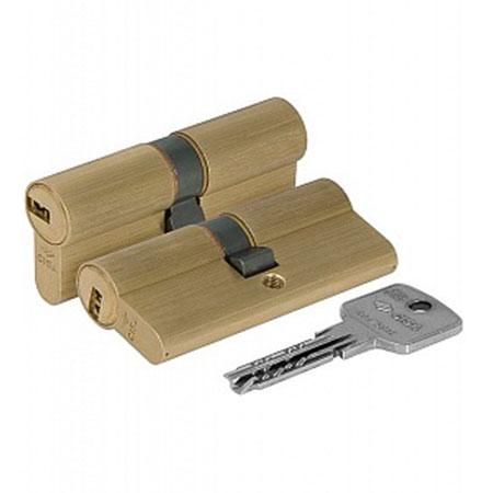 Цилиндр (личинка для замка) CISA ASTRAL OA310.36.0.0000.C5 (110мм/50*60 ключ-ключ)