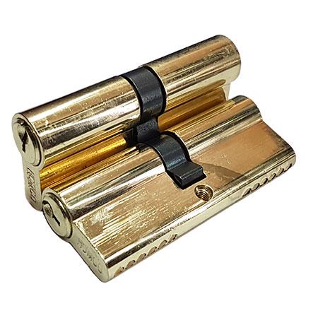 Цилиндровый механизм DAMX N70 PB 35*35(золото)
