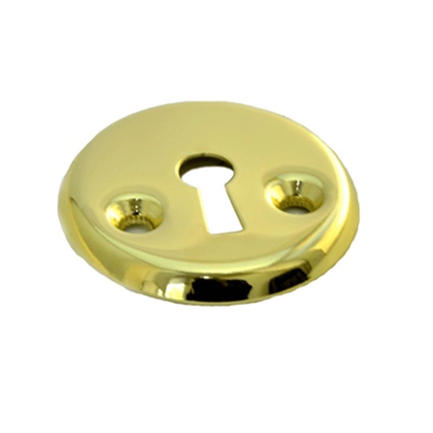 Накладка под ключ Буратино Vantage 016 PB золото