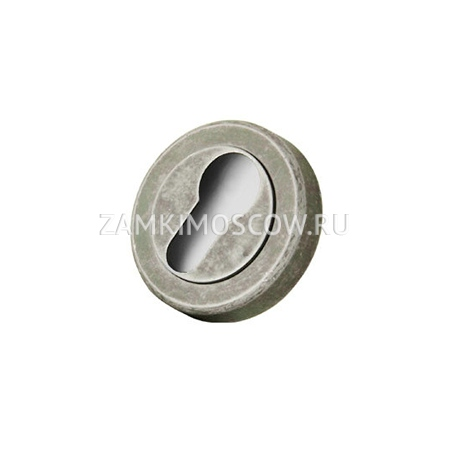 Накладка на цилиндр PASINI PELTRO античное серебро