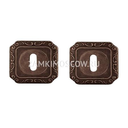 Накладка под ключ MELODIA (Италия) 50Q античное серебро
