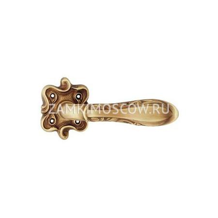 Дверные ручки LineaCali Liberty матовая бронза