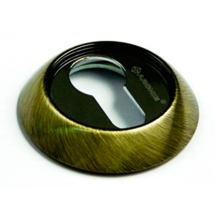 Накладка на цилиндр ARCHIE CL B античная бронза