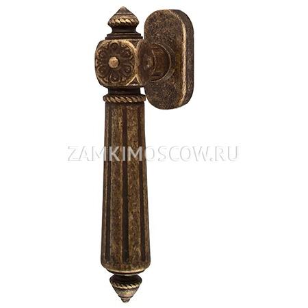 Ручка оконная MELODIA NIKE 0246 АНТИЧНАЯ БРОНЗА