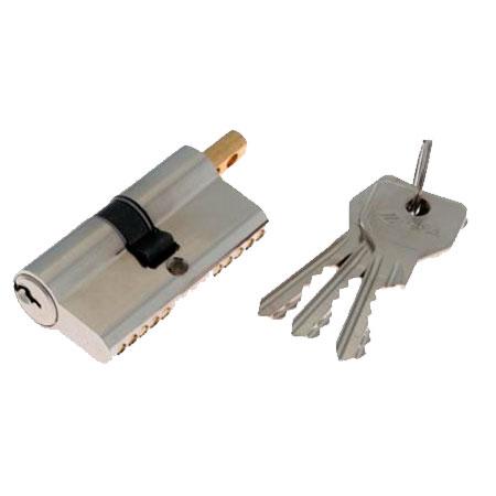 Цилиндр (личинка для замка) CISA STANDART 08553.14.12(70мм/35*35кл/верт.)