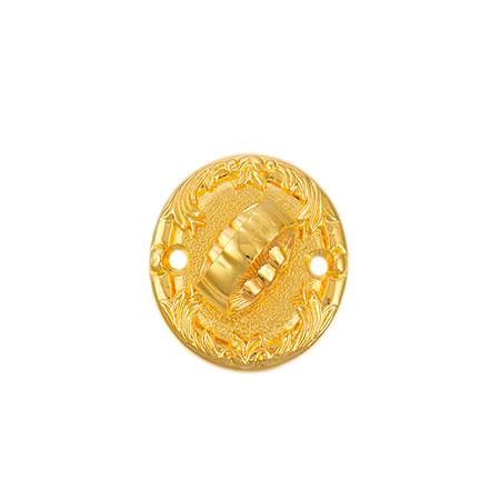 Фиксатор с ручкой ADC BK11 Verona-Venezia gold