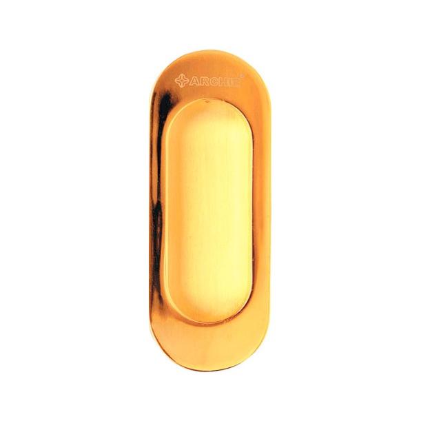 Ручка на раздвижную дверь ARCHIE K02-V02 золото