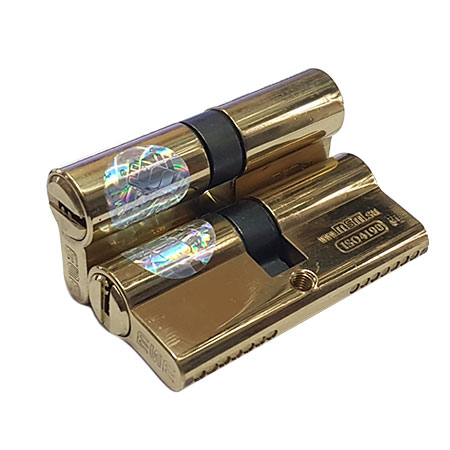 MSM Испания 110 мм C55*55 PB ключ-ключ