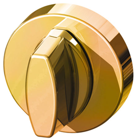ARMADILLO WC-BOLT BK6/URB GOLD-24 Золото 24К