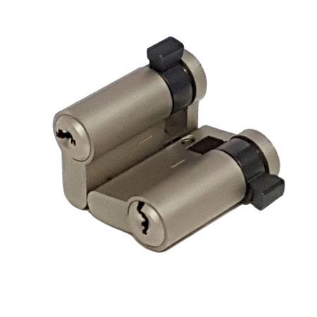 Полуцилиндр Titan 36*10 мм
