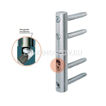 AGB петля ввёртная Zenit диаметр 20мм 20x145 (3D)