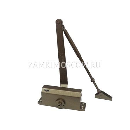 Дверной доводчик MSM (МСМ) D50KG-BR