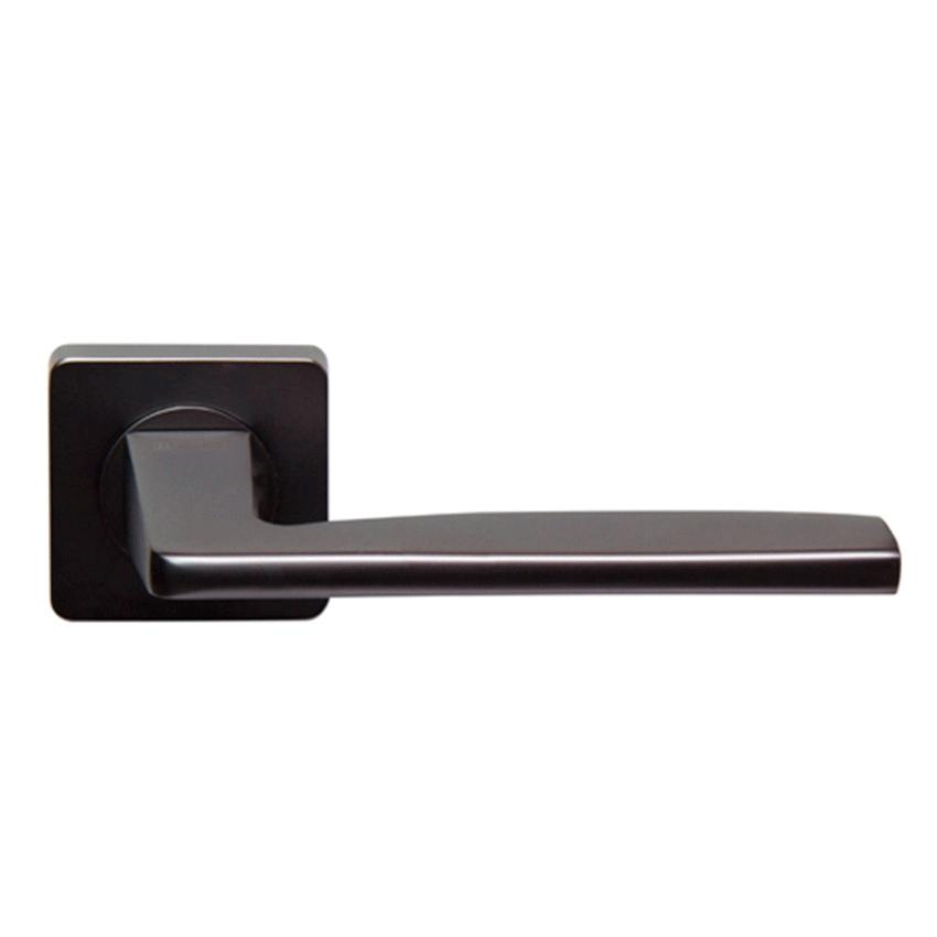 Дверные ручки ROSSI MIRRA LD 263-F21 графит